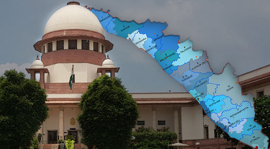 Kerala an Indian territory, all concerned bound to act in aid of Supreme Court [Read order]