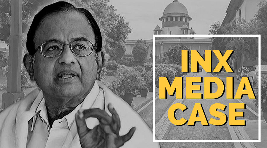 INX Media Case: P Chidambaram moves Supreme Court seeking bail in case by CBI