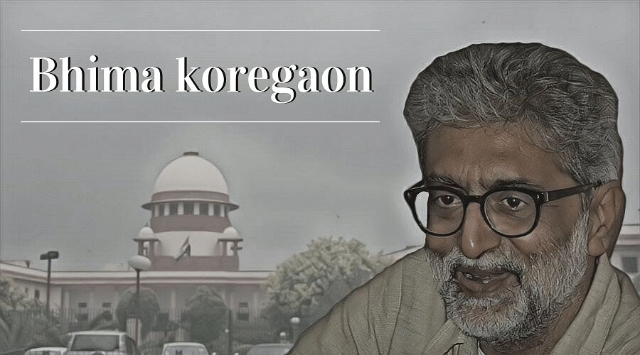 Breaking: Supreme Court grants Gautam Navlakha interim protection from arrest till October 15