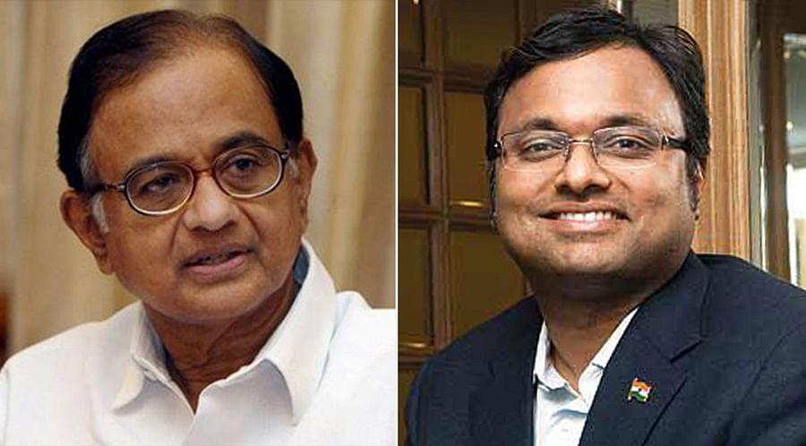 Delhi HC issues notice in ED plea to cancel anticipatory bail to P Chidambaram and Karti Chidambaram in Aircel Maxis case