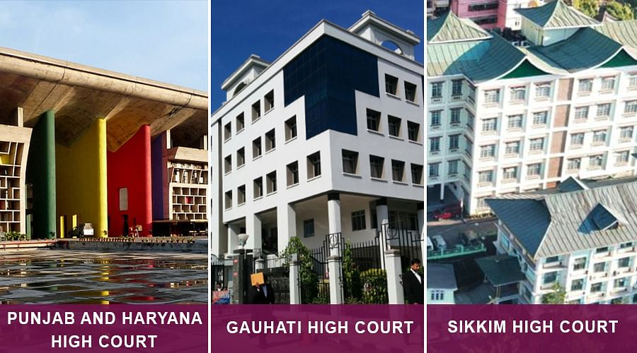 New Chief Justices appointed to Andhra Pradesh, Sikkim, and Gauhati High Courts