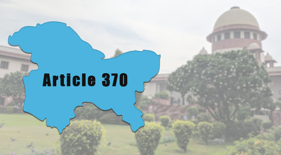Abrogation of Article 370: Live updates from the Supreme Court [Day 4]