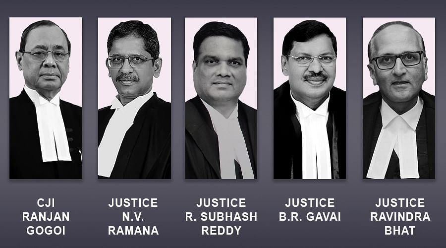 Bhima Koregaon: Justice Ravindra Bhat fifth Judge to recuse from Gautam Navlakha's plea