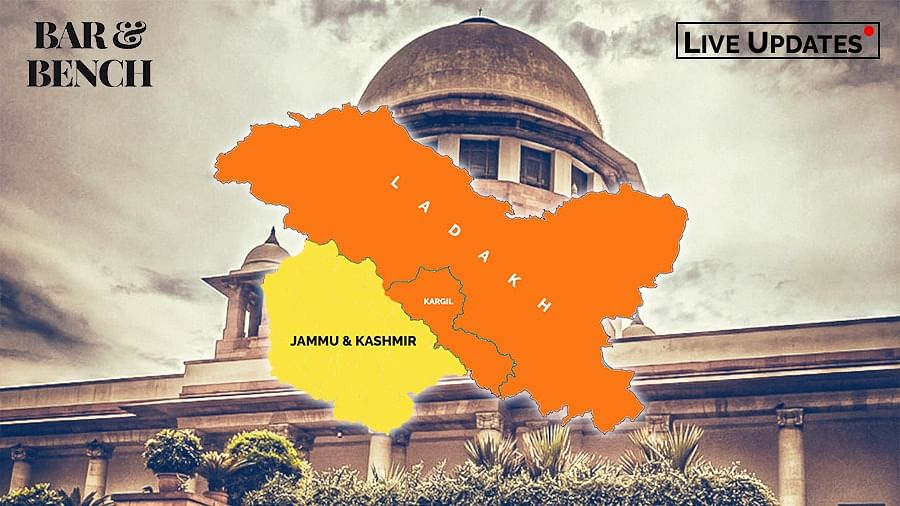Communications Shutdown in Jammu and Kashmir: Live Updates from Supreme Court