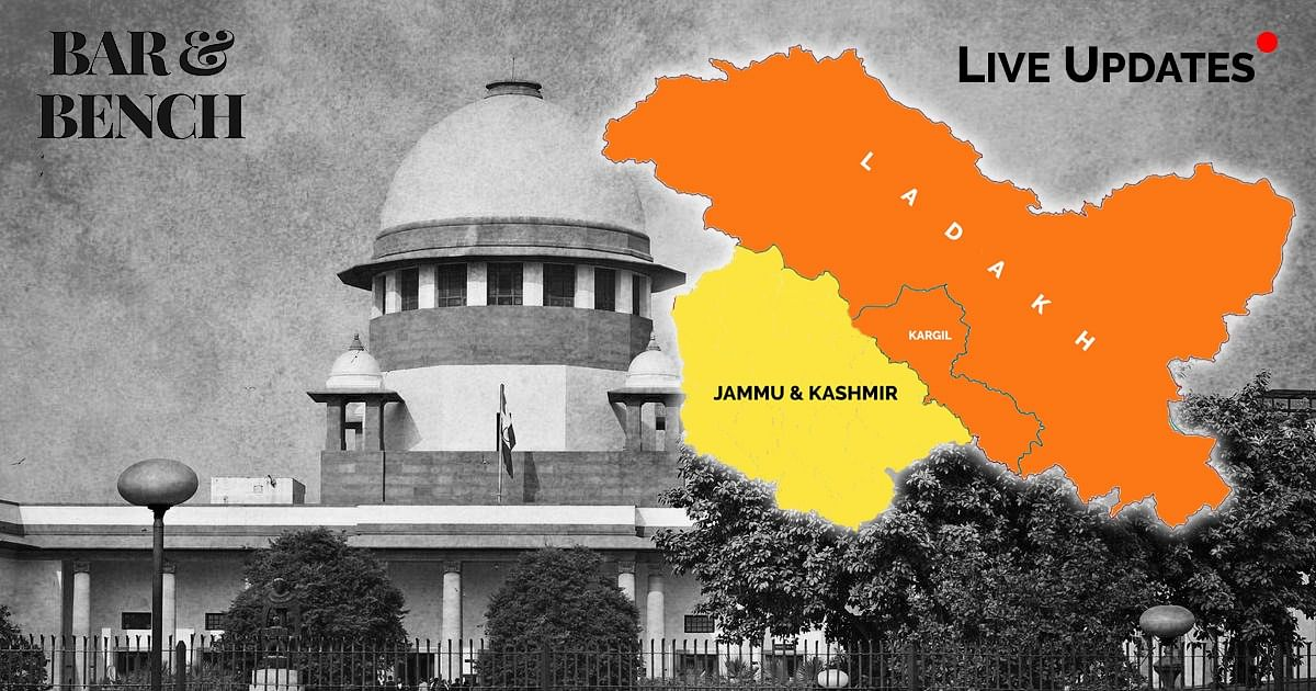 Detention of Minors, Communication Shutdown in Kashmir: Live Updates from Supreme court