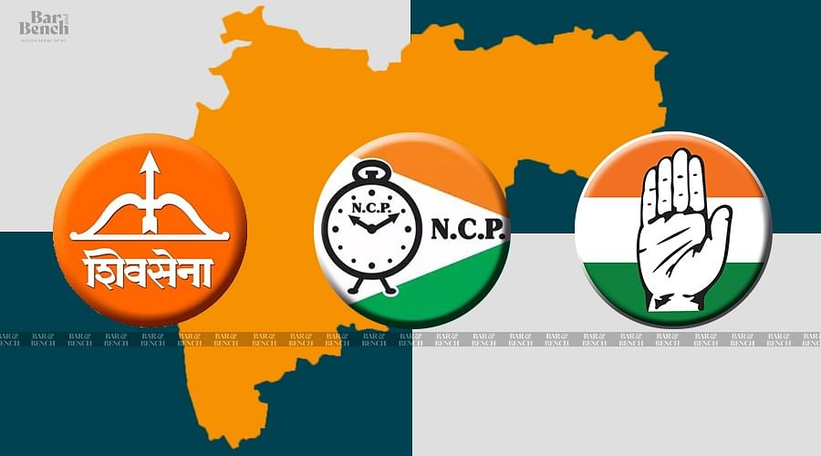 "Breaking: Maharashtra Crisis: Shiv Sena, NCP, Congress approach Supreme Court against ""minority"" BJP govt"