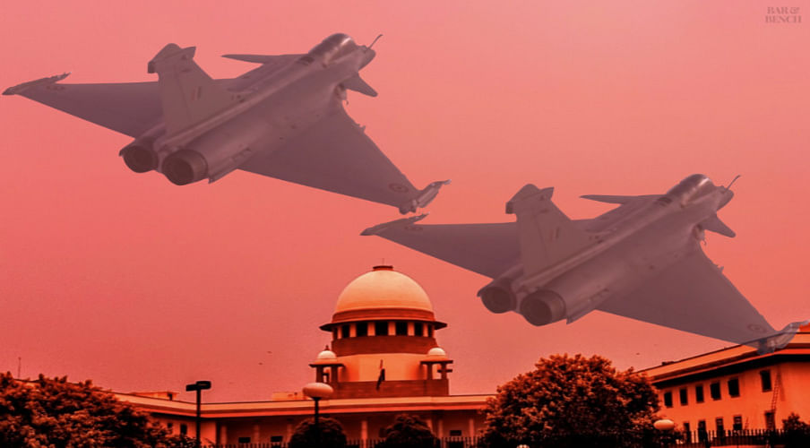 [Breaking]: Rafale Review Petitions dismissed by Supreme Court