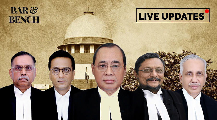 Ayodhya Verdict: Live Updates from the Supreme Court