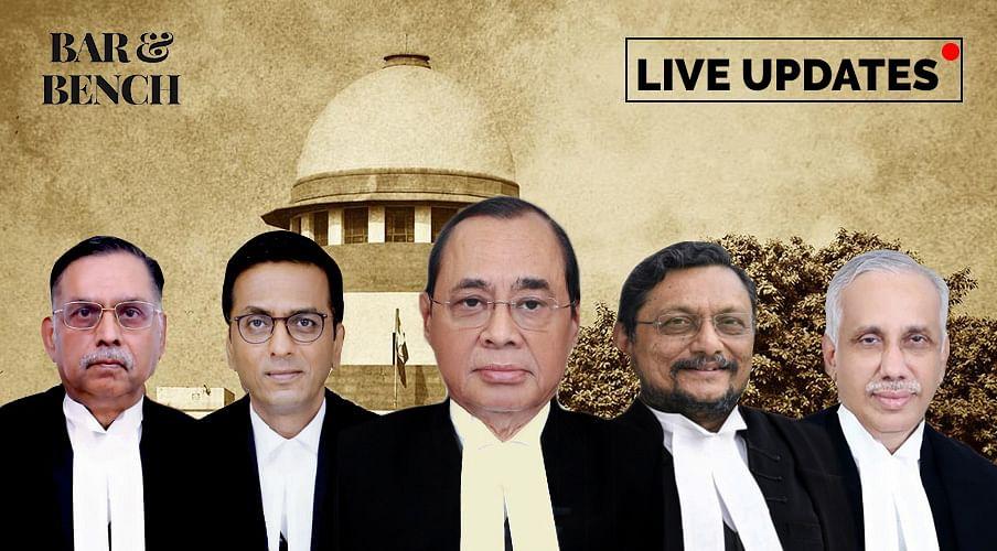 Ayodhya Verdict Judges