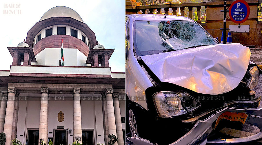 Court can grant compensation exceeding amount claimed in Motor Vehicle accident cases, Supreme Court