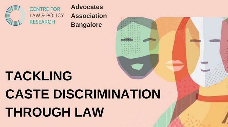 CLPR to host learning session for lawyers on Tackling Caste Discrimination Through Law