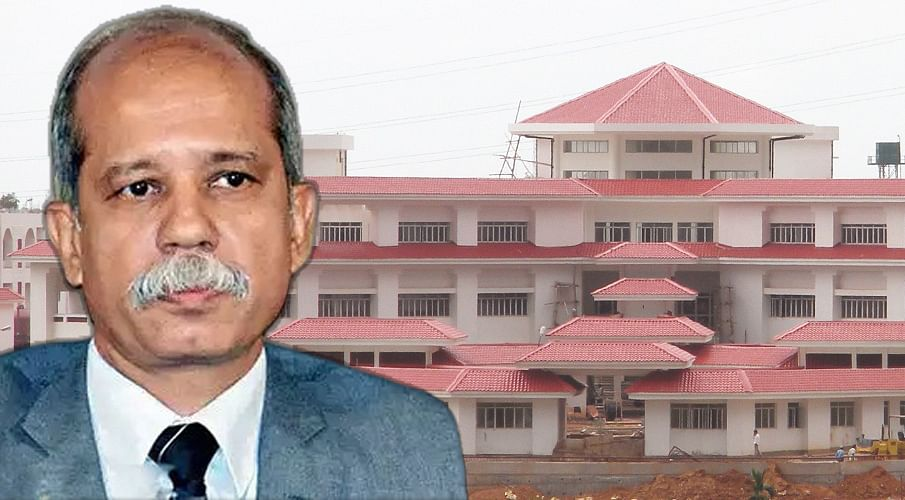 Justice Akil Kureshi sworn in as Chief Justice of Tripura High Court