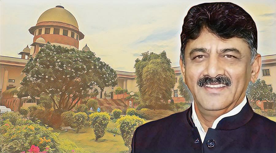 """This is not the way people of the country should be treated"", SC dismisses ED plea seeking cancellation of DK Shivakumar bail"