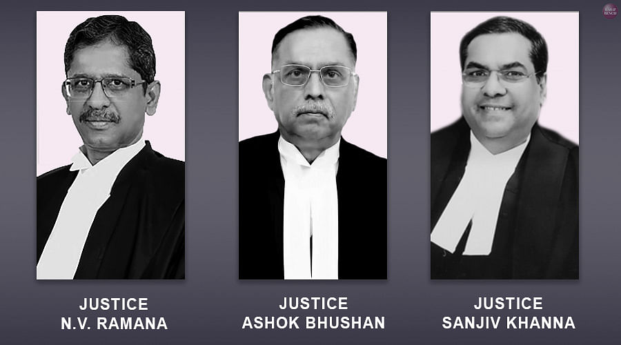 Maharashtra Crisis: Supreme Court Bench headed by Justice NV Ramana to hear plea by ShivSena, NCP and Congress