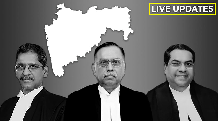 Maharashtra Political Crisis: Supreme Court to pronounce order today [Live Updates]