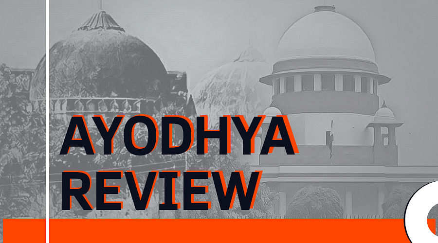 Ayodhya: Allocation of 5 acres to construct Mosque against Secularism, Hindu Mahasabha files Review Petition in SC