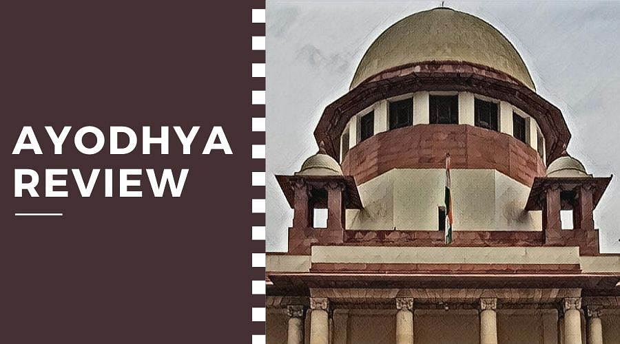 Ayodhya: 40 people of different faiths file review petition, seek Full Court hearing