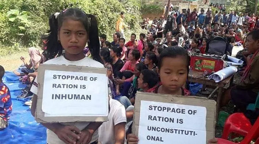 """Bru Starvation Deaths: """"Don't let people die like this"""", SC seeks Centre's reply on stoppage of ration in refugee camps"""