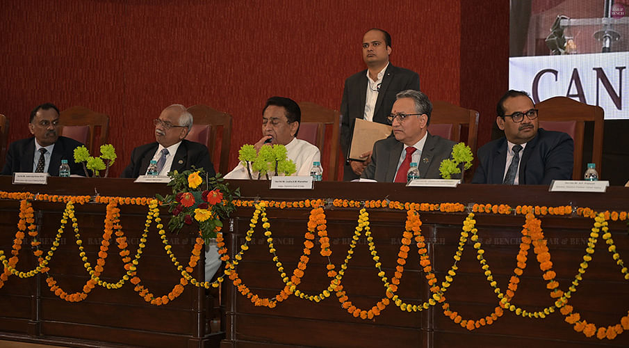 Dignitaries at the CAN Foundation launch