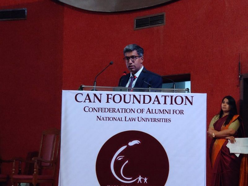 Growing concern that NLUs are not accessible, Justice Khanwilkar at CAN Foundation launch