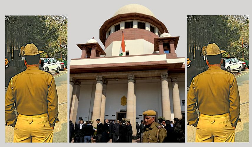 Supreme Court issues notice in PIL to establish a Specialized Security Force in all Courts