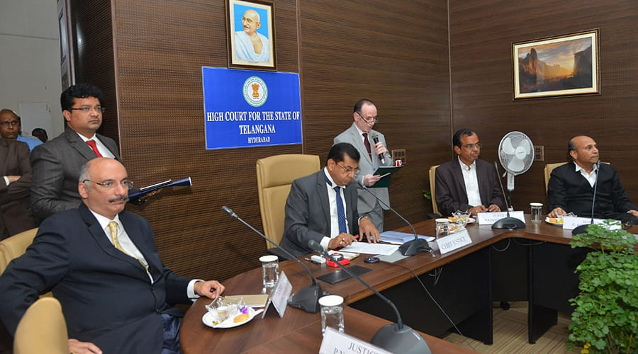 E-Court Projects to integrate access to case information, expedite service of notice launched in Telangana