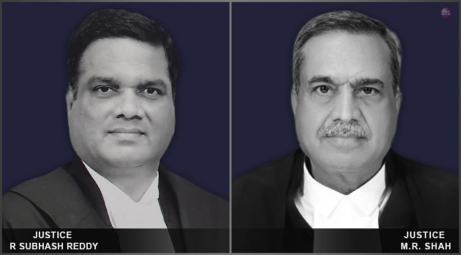 Justices R Subhash Reddy and MR Shah on the Supreme Court committee for speedy disposal of rape cases