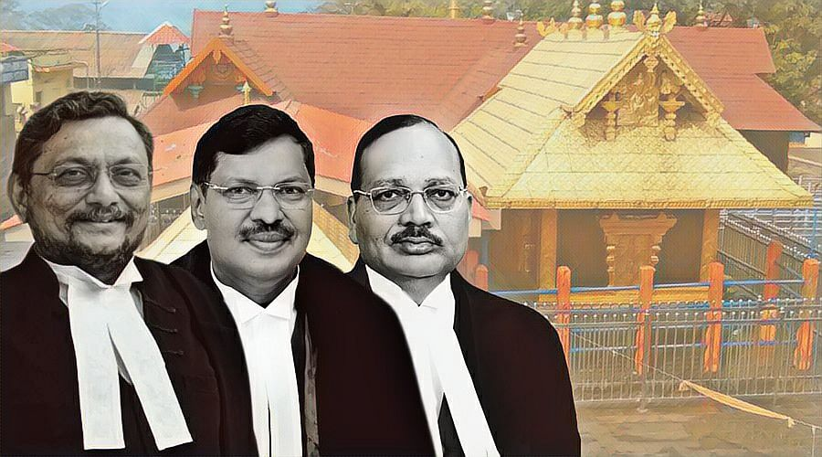Sabarimala: Something very emotive in this matter, No orders on women's entry till larger bench decision, SC