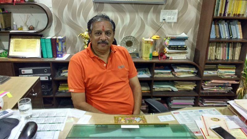 SP Sharma