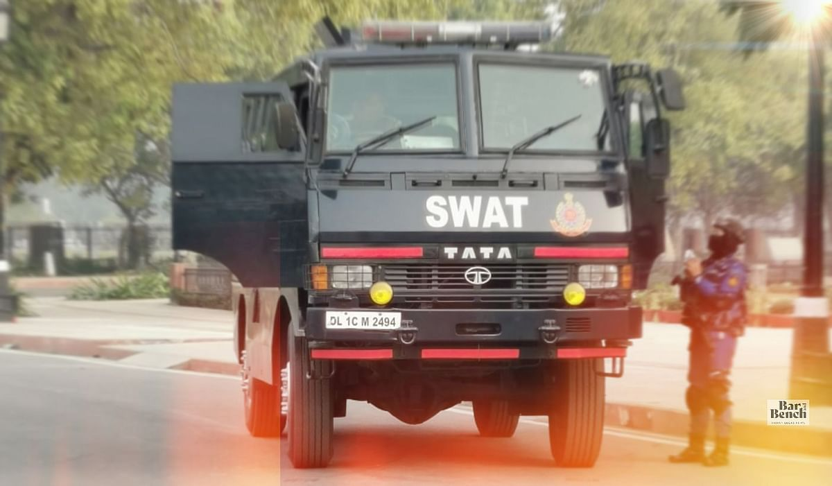 जामिया हिंसा: यह कहना पूरी तरह गलत है कि दिल्ली पुलिस द्वारा इस्तेमाल बल अनुकूल नही था, दिल्ली एचसी के समक्ष एएसजी अमन लेखी