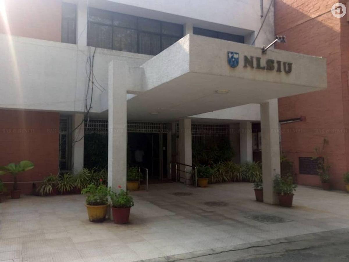 ब्रेकिंग: एनएलएसआईयू की एनएलएटी और सीएलएटी से अलग होने के संबंध मे झारखंड एचसी के समक्ष चुनौती दी गई