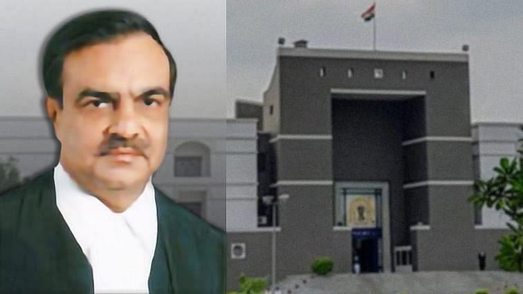 गुजरात उच्च न्यायालय के पूर्व कार्यवाहक मुख्य न्यायाधीश, एएस दवे का निधन