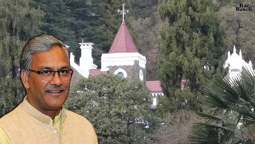 सरकार की आलोचना कभी भी देशद्रोह नही हो सकती: उत्तराखंड HC ने CM टीएस रावत पर भ्रष्टाचार के आरोपो की CBI जांच का आदेश दिया