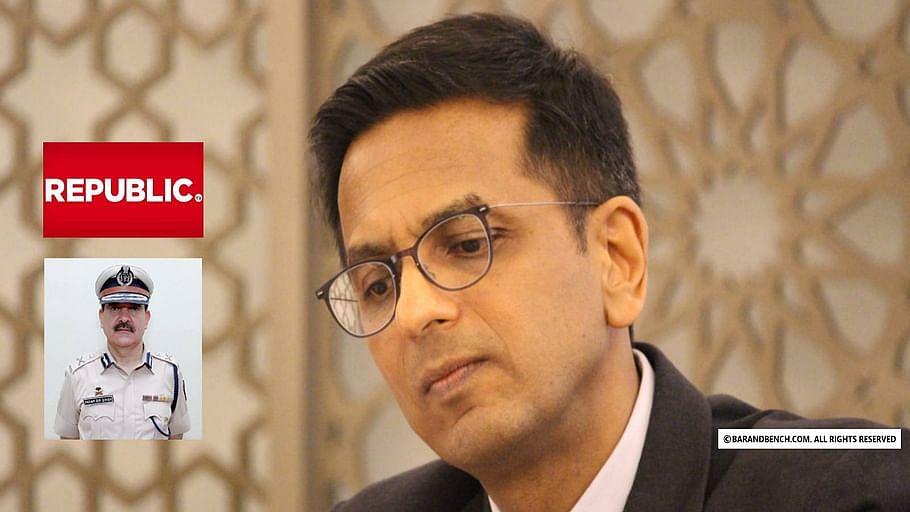 रिपब्लिक टीवी CFO द्वारा मुम्बई पुलिस के समन को चुनौती को प्रत्याहारित कर यह कहते हुए खारिज किया कि चैनल बॉम्बे HC का रुख करे