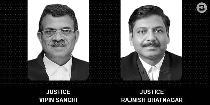 Justices Vipin Sanghi and Rajnish Bhatnagar