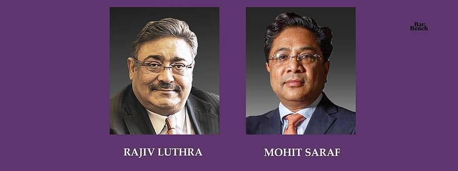 [ब्रेकिंग] मोहित सराफ बनाम राजीव लूथरा दिल्ली उच्च न्यायालय पहुँचे; प्रकरण मे कल सुनवाई होगी