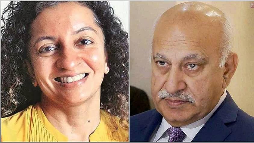 एमजे अकबर द्वारा प्रिया रमानी के खिलाफ मानहानि केस का स्थानांतरण नही होना है, विशेष सांसद / विधायक न्यायालय के समक्ष जारी