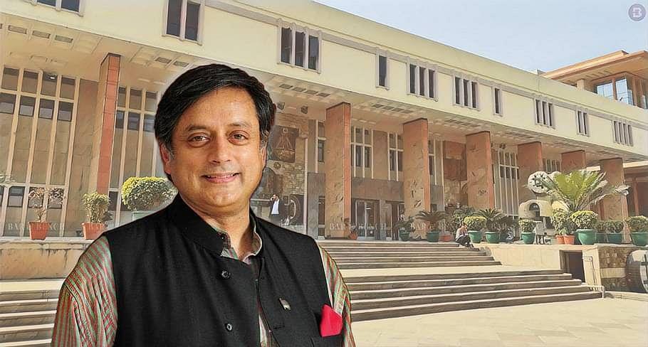 दिल्ली एचसी ने शशि थरूर के खिलाफ पीएम मोदी पर बिच्छू टिप्पणी के लिए मानहानि की कार्यवाही रोक लगाई