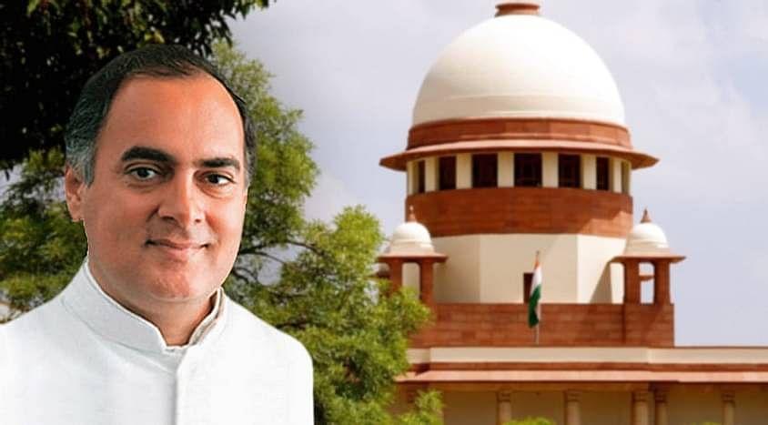 एससी ने राजीव गांधी हत्याकांड के दोषियो की माफी संबंधी फाइल 2 साल से राज्यपाल के पास लंबित होने पर नाराजगी व्यक्त की