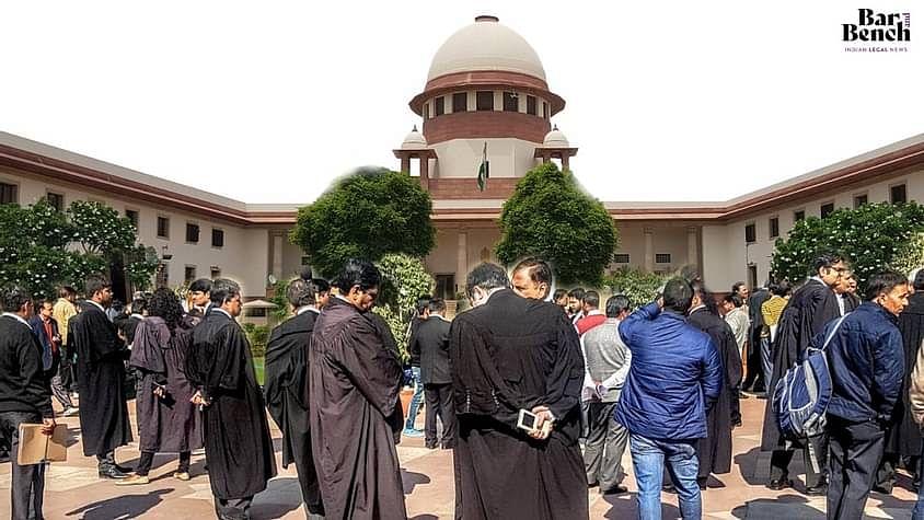 कोविड-19 के बीच वकीलो के लिए वित्तीय सहायता: एससी ने उच्च न्यायालयो मे लंबित याचिकाओ को स्वयं के यहाँ स्थानांतरित किया