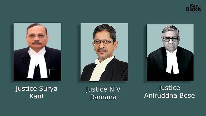 सांसदो-विधायको के खिलाफ मामलो की सुनवाई कर रही अदालतें स्पष्ट आवेदन के बगैर ही गवाहों को संरक्षण प्रदान कर सकती हैं: एससी