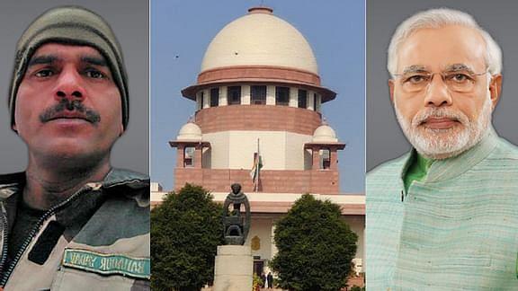 [ब्रेकिंग] SC ने BSF के पूर्व सैनिक तेज बहादुर द्वारा वाराणसी से PM नरेंद्र मोदी के चुनाव को चुनौती देने वाली याचिका खारिज की