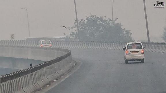 सुप्रीम कोर्ट ने केन्द्र से कहा: सुनिश्चित करें दिल्ली में स्मॉग नहीं हो