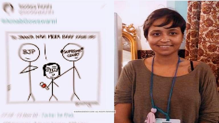 ब्रेकिंग: अटॉर्नी जनरल केके वेणुगोपाल ने हास्य कलाकार रचिता तनेजा के खिलाफ ट्वीट के लिए अवमानना कार्यवाही करने की सहमति दी