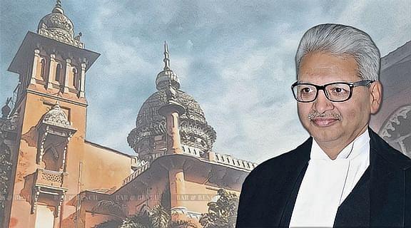कोविड-19 से स्वस्थ होने के बाद मद्रास उच्च न्यायालय के मुख्य न्यायाधीश एपी साही का कोर्ट में गर्मजोशी से स्वागत हुआ