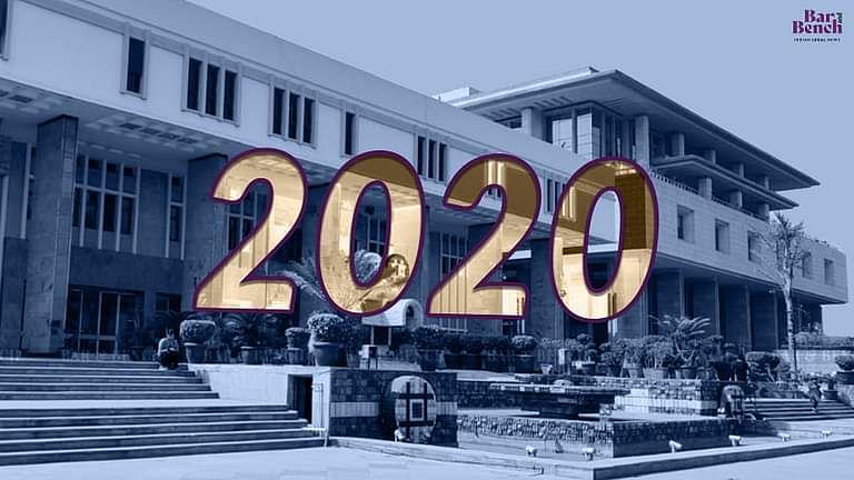 दिल्ली उच्च न्यायालय ने 2020 में जनहित याचिकाओं, कोविड-19 और ऐसे अन्य मामलों से दूरी बनाये रखने का किया प्रयास