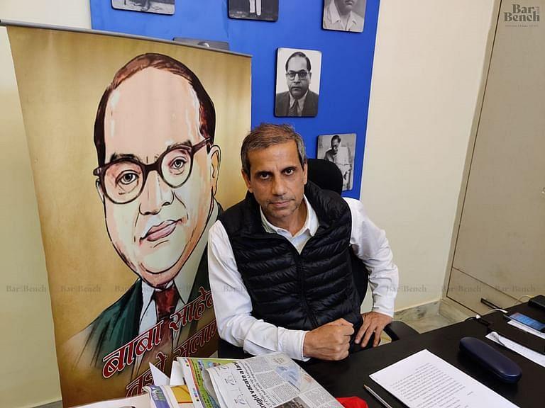 महमूद प्राचा के दफ्तर पर दिल्ली पुलिस की स्पेशल सेल ने छापा मारा