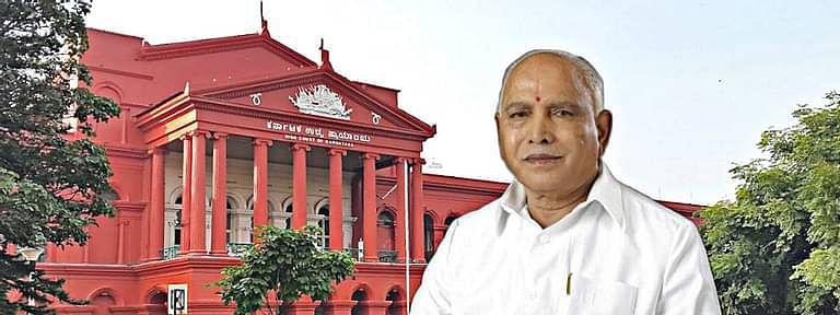[ब्रेकिंग] कर्नाटक हाईकोर्ट ने राजनीतिक सचिव के रूप में एनआर संतोष की नियुक्ति को चुनौती में येदियुरप्पा सरकार से जवाब मांगा