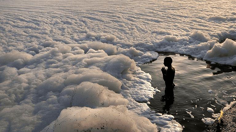सुप्रीम कोर्ट ने यमुना नदी प्रदूषण के खिलाफ स्व: संज्ञान लिया, वरिष्ठ अधिवक्ता मीनाक्षी अरोड़ा को एमिकस क्यूरी नियुक्त किया
