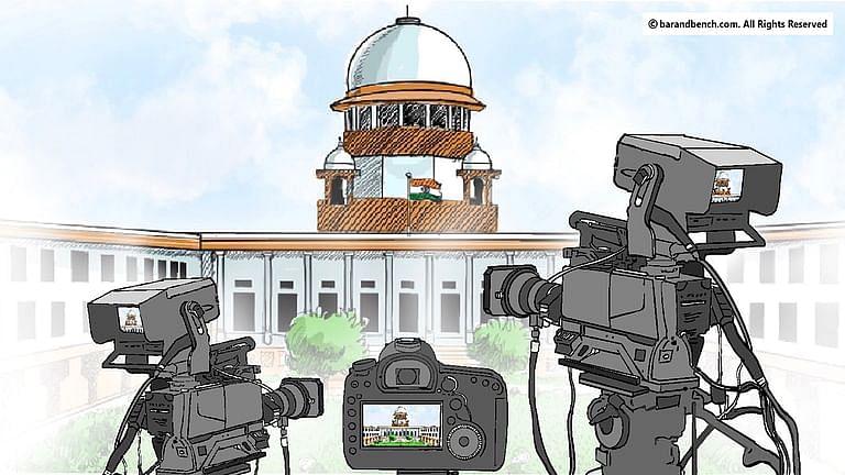 SC ने टीवी चैनलो के खिलाफ शिकायतो पर फैसला के लिए मीडिया ट्रिब्यूनल का गठन की मांग वाली याचिका पर केंद्र से प्रतिक्रिया मांगी